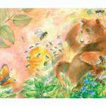 Kaart Honigbär van Marie-Laure Viriot