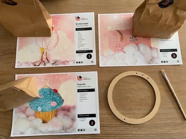 Little Creations, de leukste knutselboxen van Nederland stappenplan