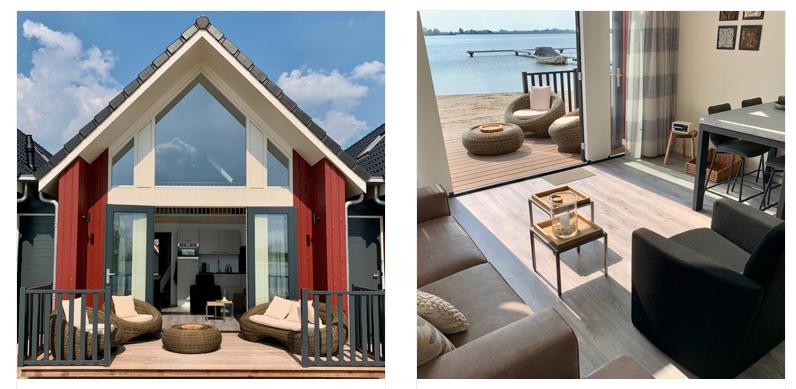 Strandhuisje Friesland