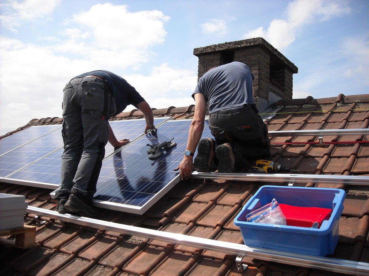 Welke energieleverancier kies je bij zonnepanelen?