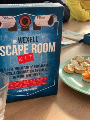 de wexell escape room