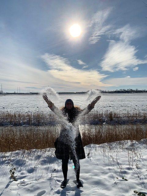 hartje van sneeuw 2021