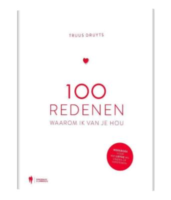 invulboeken voor valentijnsdag 100 redenen waarom ik van je hou