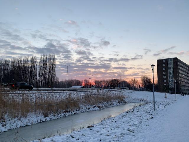 sneeuw en ijs feb 2021