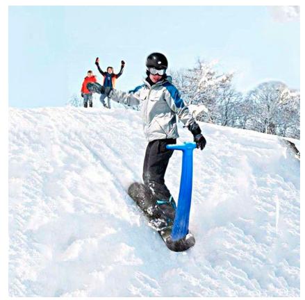 sneeuwscooter sneeuwspeelgoed