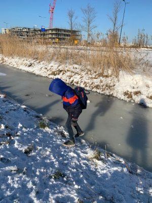 yuren op het ijs