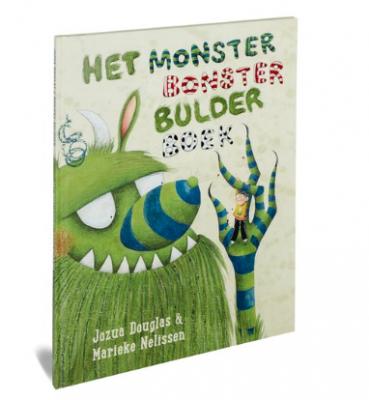 Kinderboeken over monsters Jozua Douglas