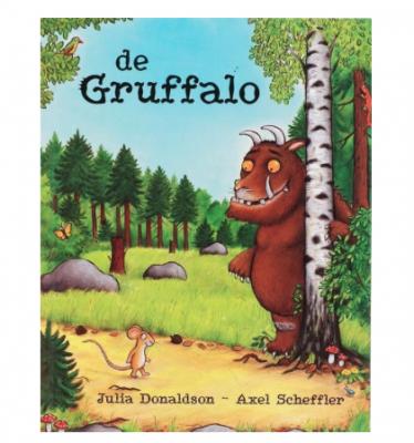 Kinderboeken over monsters de gruffalo