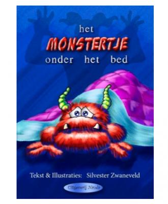 Kinderboeken over monsters het monstertje onder mijn bed