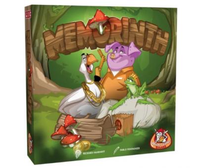 Memorinth review spel