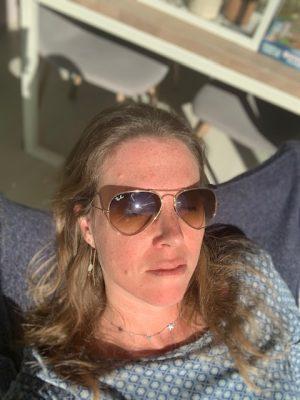 genieten van de zon feb 20