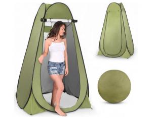 pop up camping douche en wc