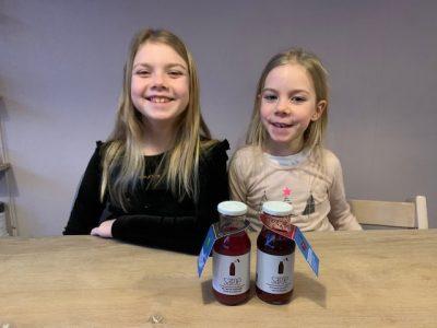 Groentesapjes voor kinderen die groente