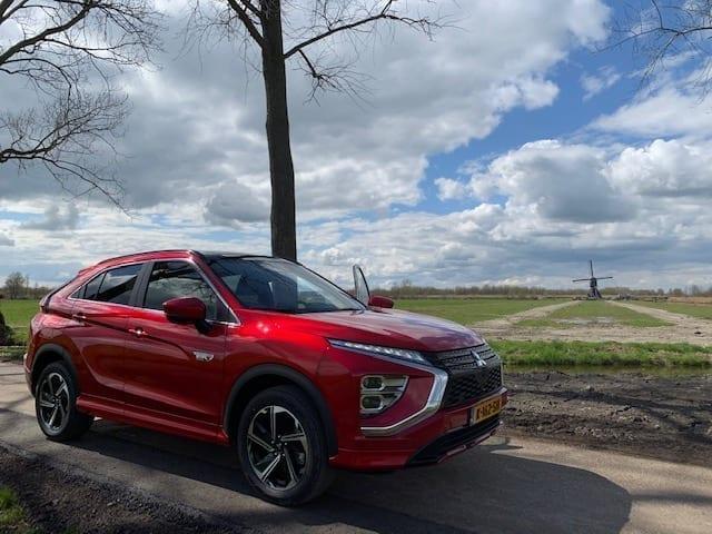 Mitsubishi Eclipse Cross PHEV gezinsauto review