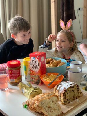 paasontbijt in friesland 2021