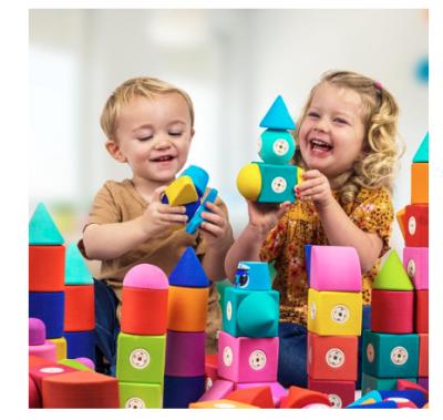 Blockaroo de ultieme cadeautip voor kinderen van 1 tot 6 jaar