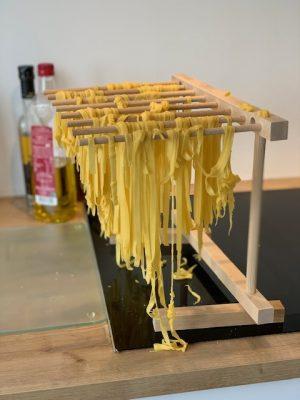 pasta maken en drogen