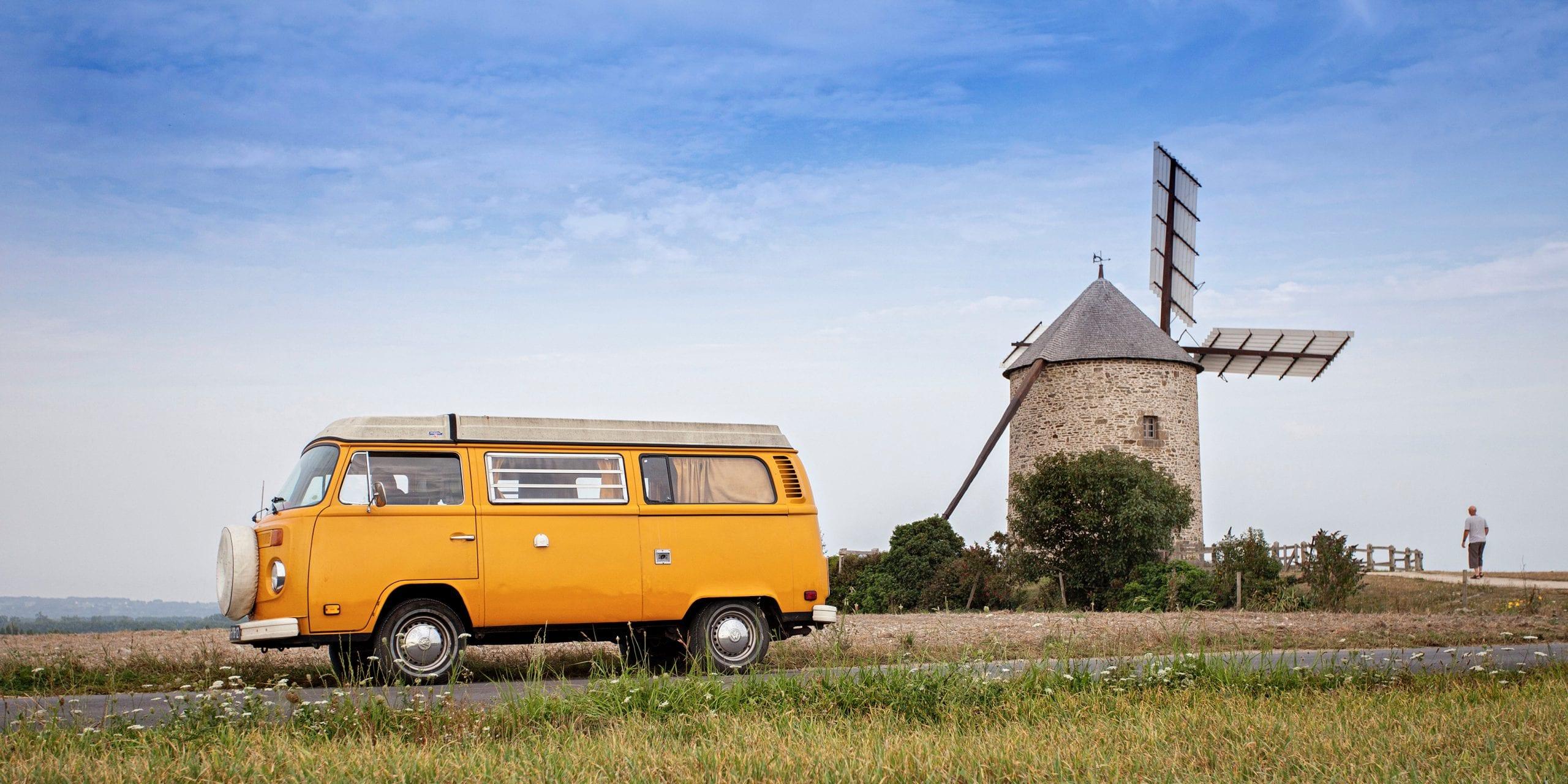 volkswagen camperbus