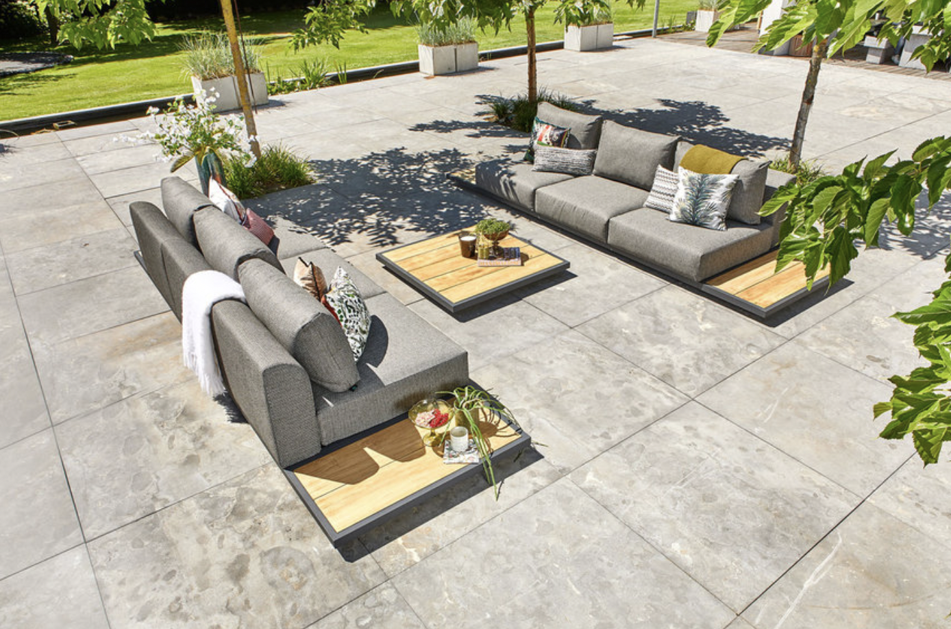 De zomerkleuren van 2021 voor je tuin grote tuin