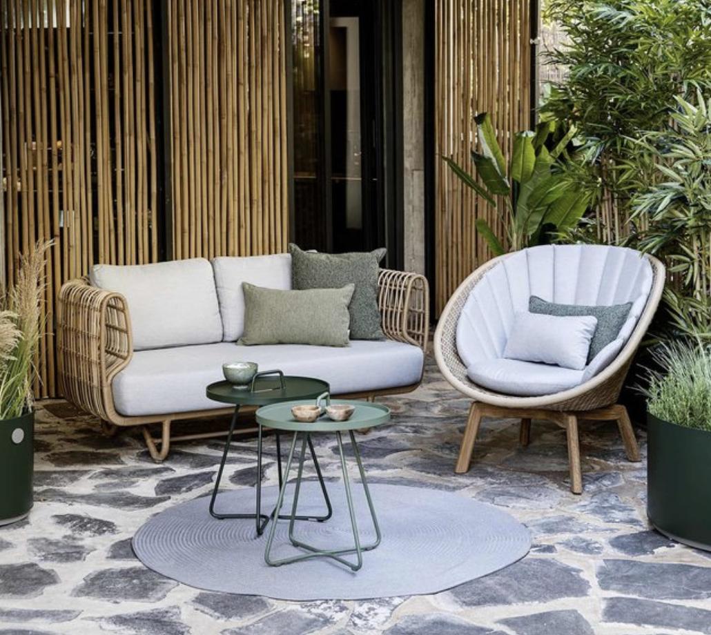 De zomerkleuren van 2021 voor je tuin kleine tuin