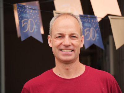 Maik 50e verjaardag