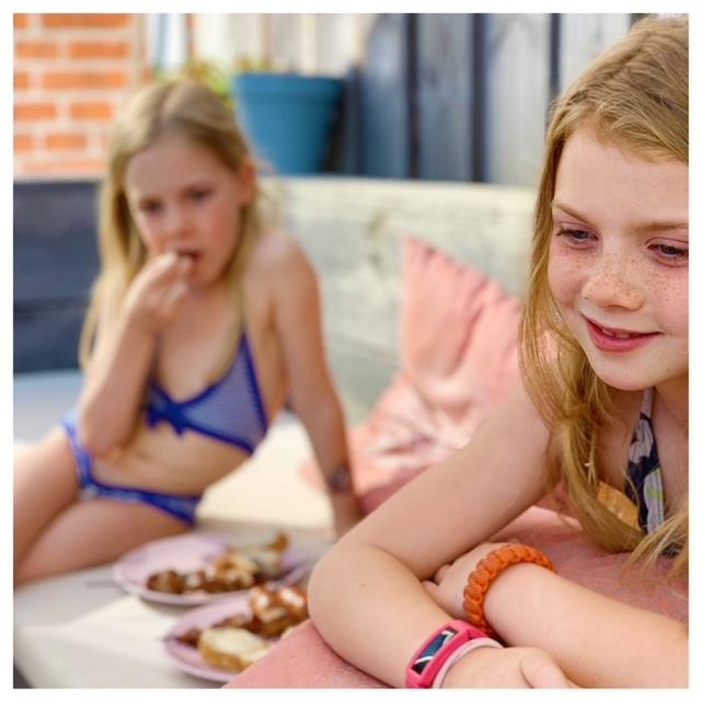 bbq in bikini