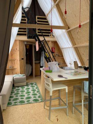 binnenkant tiny house