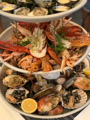 fruit de mer kamperland seafarm restaurant