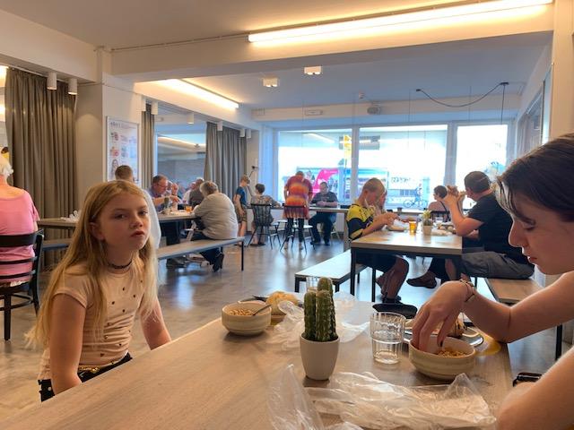 A&O hostels Bremen ontbijt