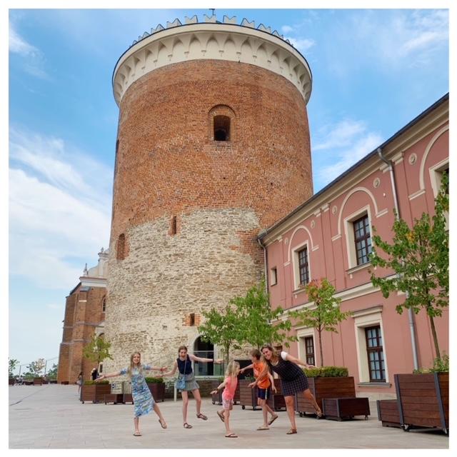 Lublin museum langst op 1 been