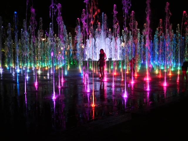 sterre fonteinpark lublin