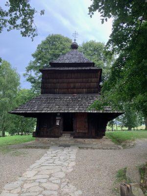 Bieszczady kerk