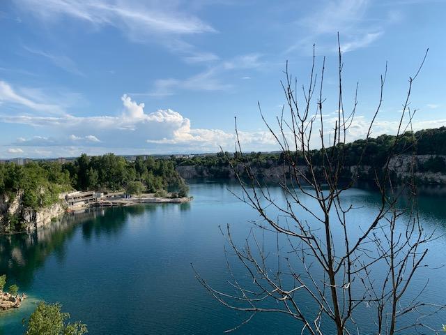 Blue lagoon krakau