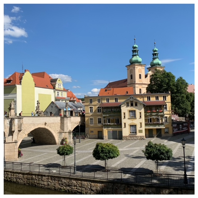 Oude brug Most Klodzko