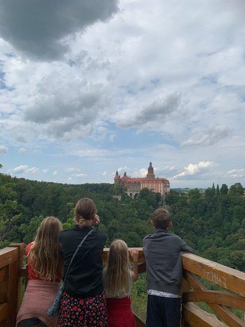 kasteel Ksiaz