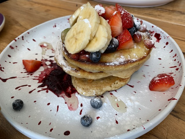 pancakes vegane glorie