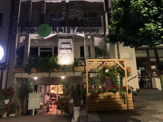 restaurantje brezik