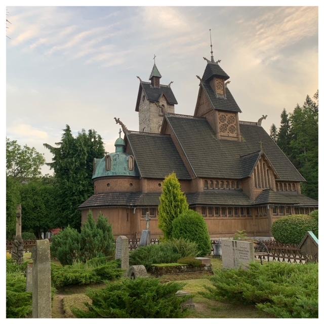 staafkerk Vang