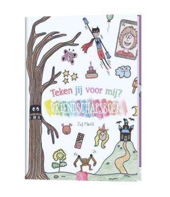 Teken jij voor mij vriendschapsboek