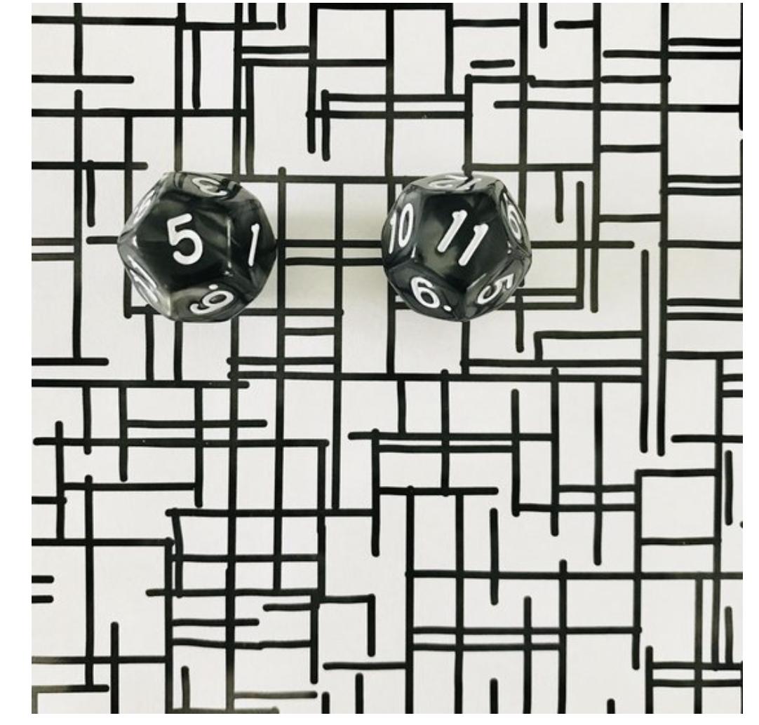 Tips om de tafels te leren dobbelstenen