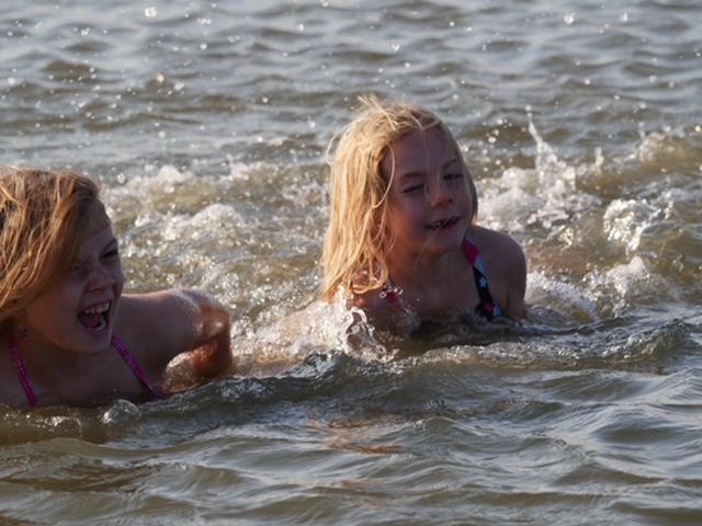 zwempret hoek van holland