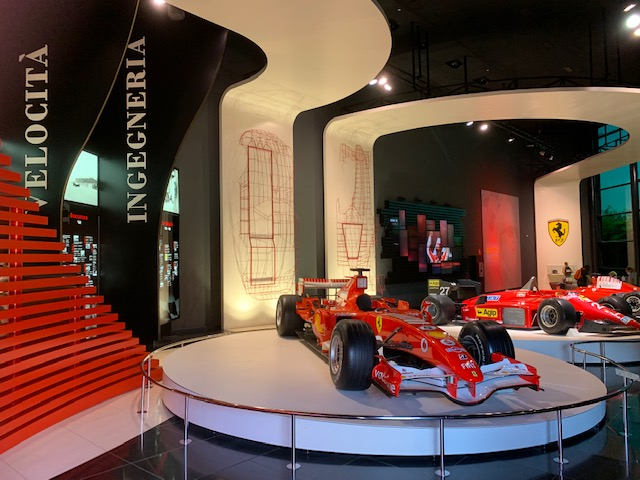 Ferrari land ervaring en informatie