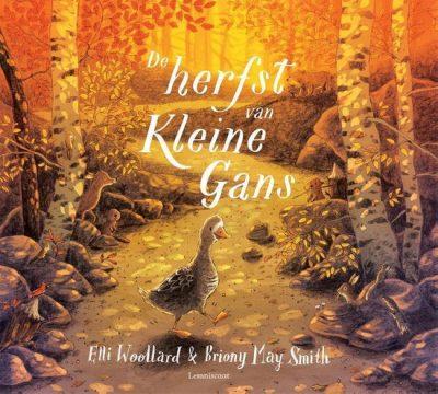 Leuke kinderboeken met herfst thema