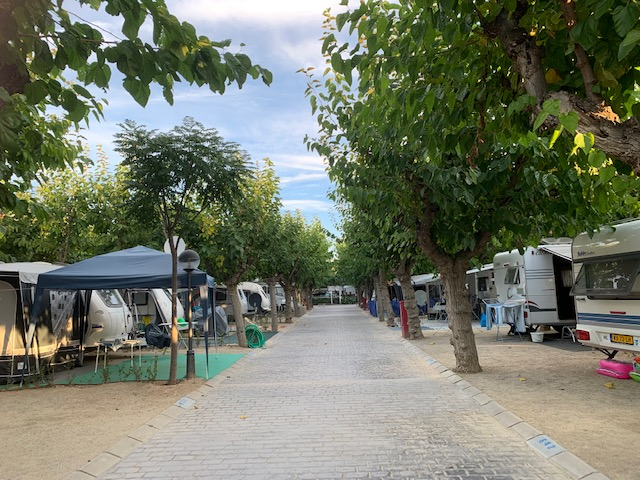 camping straatje joan cambrils