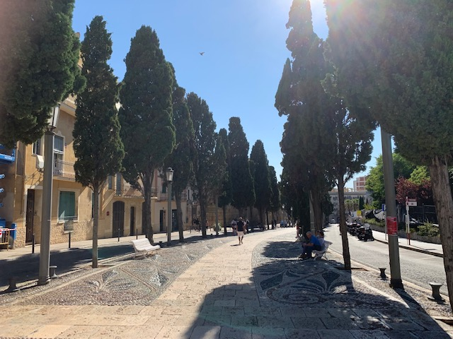 tarragona straat